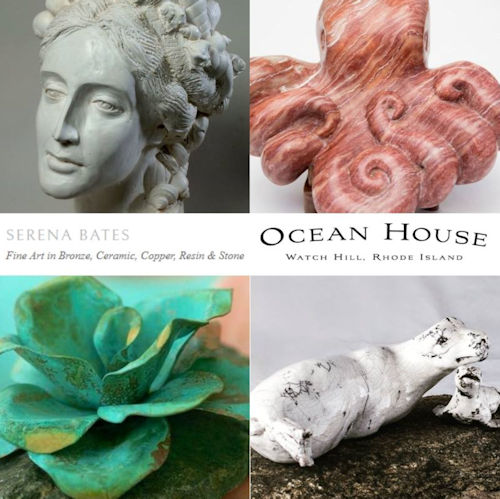 Ocean House Artisan in Residence: Hand Sculpture Workshop
