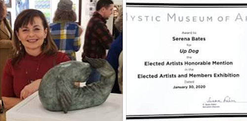 Mystic Museum of Art, Elected Artist Show